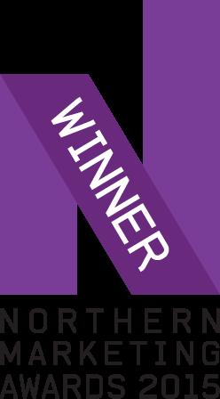 Northern Marketing Winner Badge v2